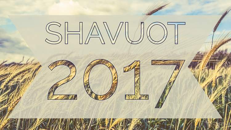 Shavuot – The Feast Of Weeks – Jewels Of Judaism For What Year Is It According To The Jewish Calendar