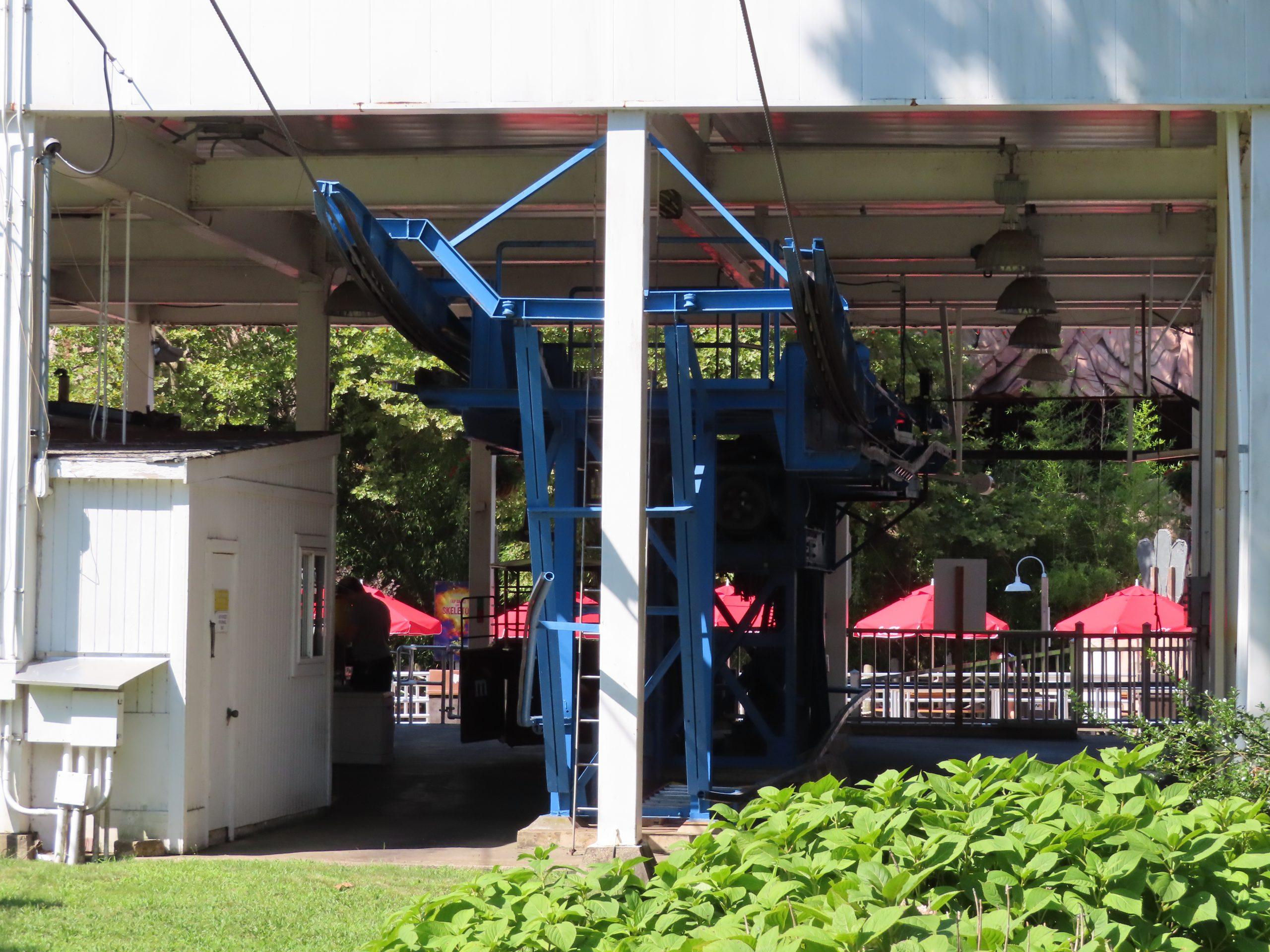 Skyway A – Six Flags Great Adventure, Nj – Lift Blog Within 2021 Calendar Six Flags Great Adventure
