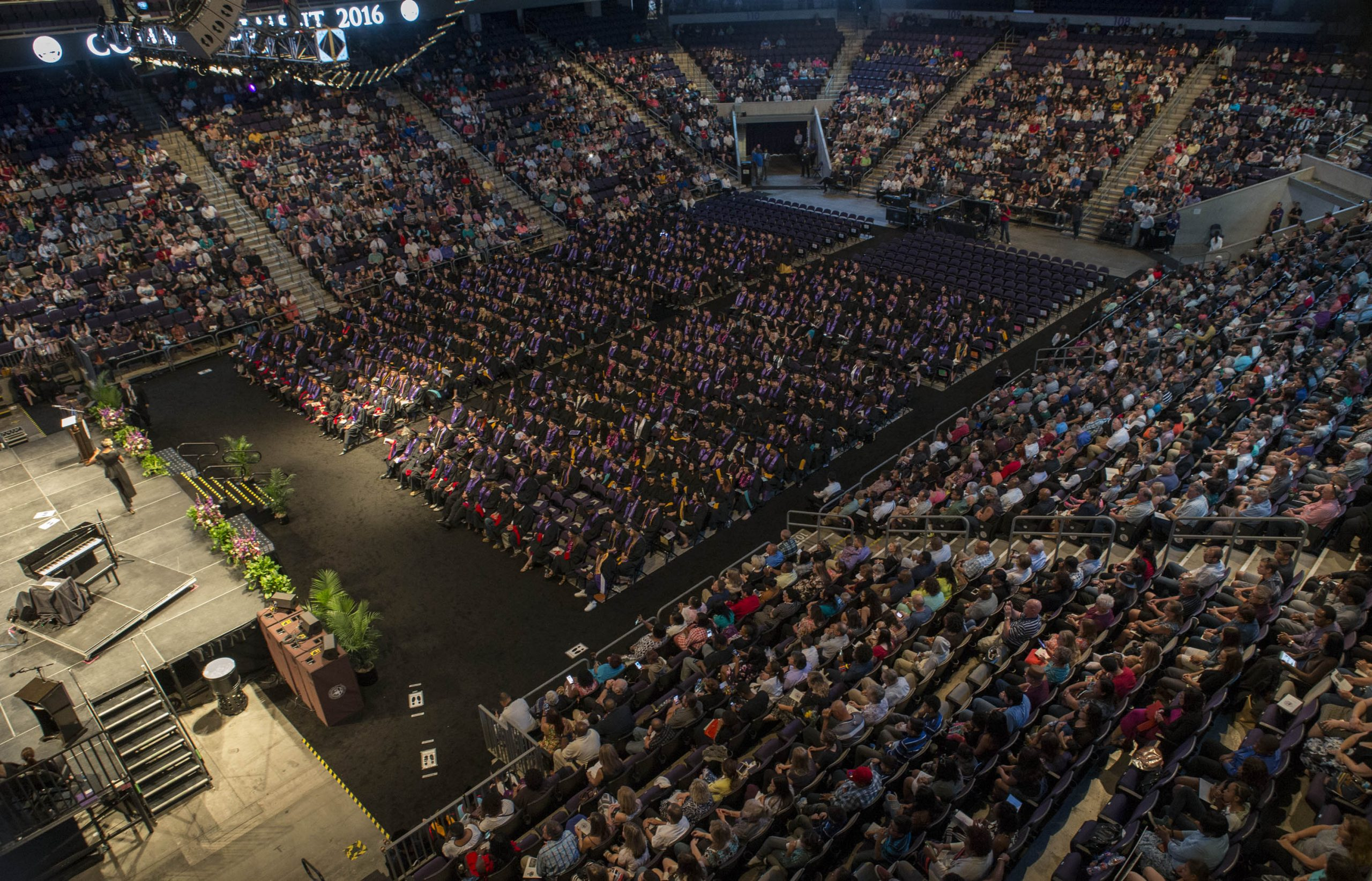 Slideshow: Friday Morning Commencement – Gcu Today With Regard To University Of Phoenix Academic Calendar