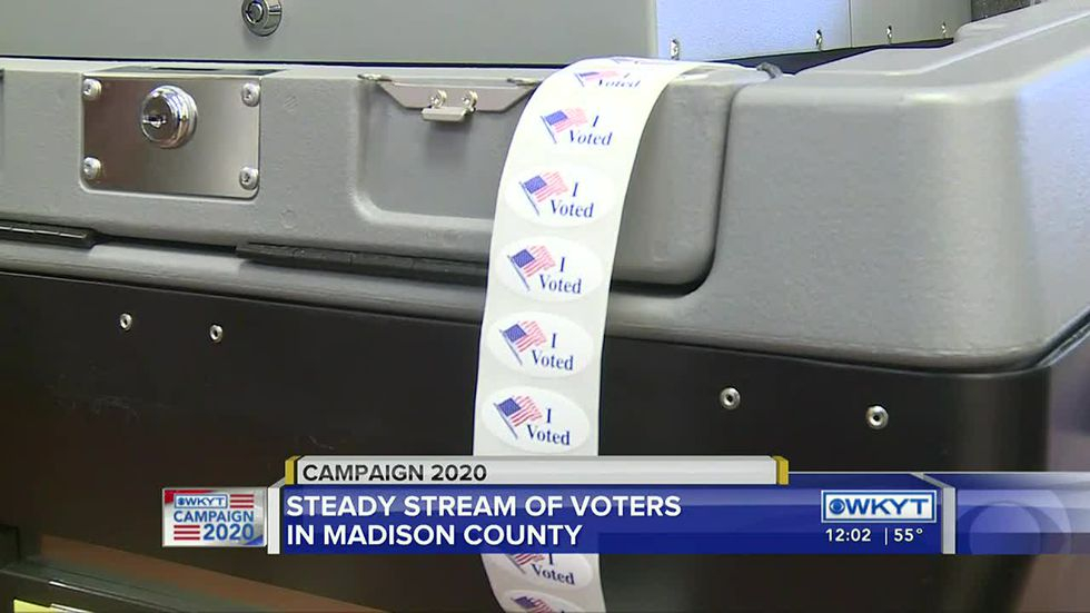 Some Madison County Voters Expected Longer Lines Tuesday with Madison County Ky School Calendar