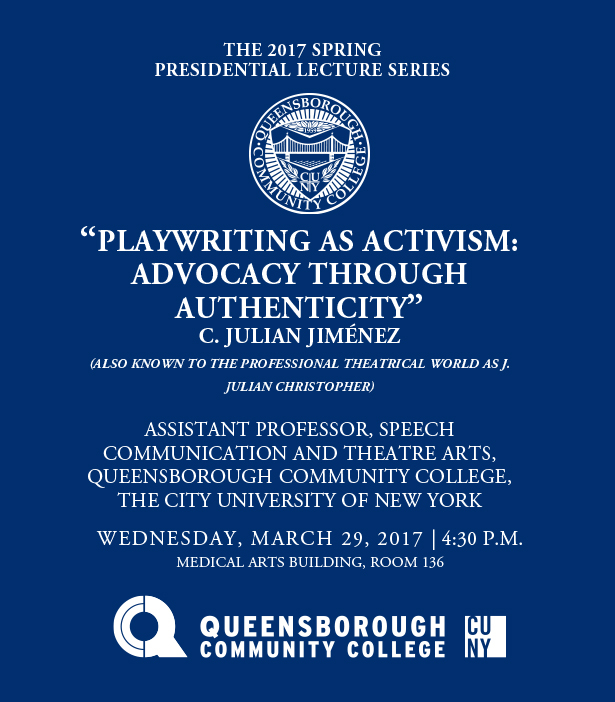 Spring Presidential Lecture Series 03 29 2017 Intended For Qcc Academic Calendar