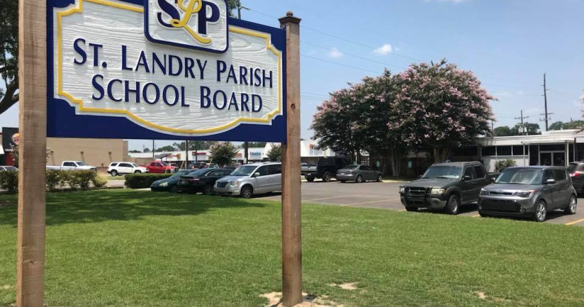 St. Landry School Board Committees Meet Today, Tomorrow Intended For Iberia Parish School Board Calendar
