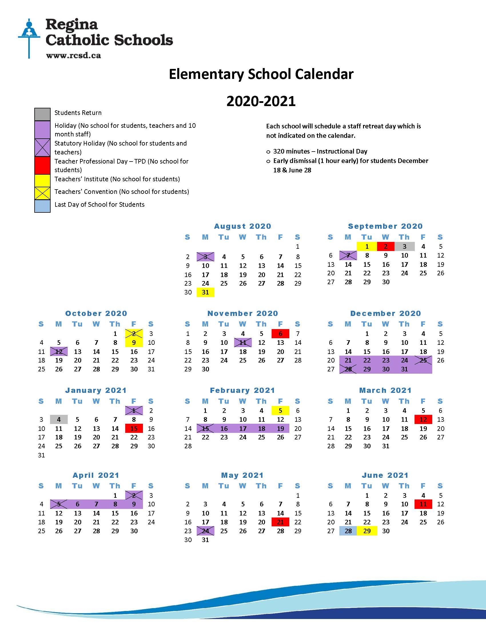St. Theresa School - St. Theresa School In Las Cruces Public Schools Calendar 2021 20
