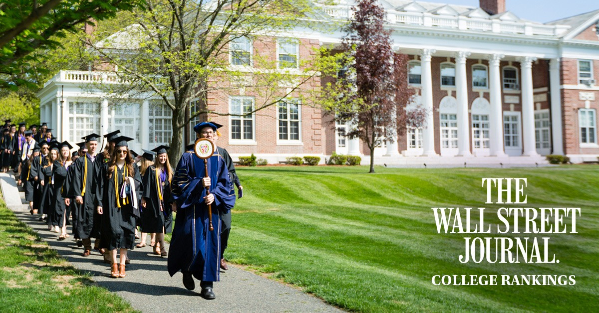 Stonehill Surges 14 Spots In New Wall Street Journal In Wall Street Journal Economic Calender