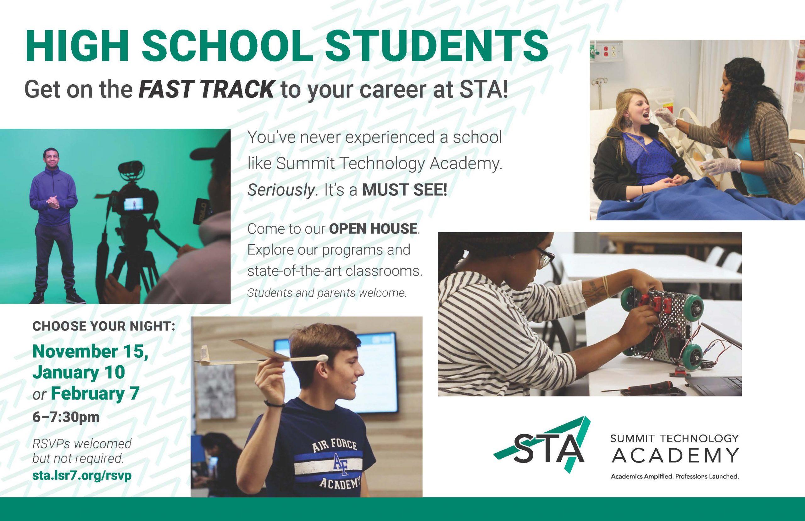 Summit Technology Academy Open House Nov. 15 » Lee'S Regarding Lee'S Summit High School Calendar 2021