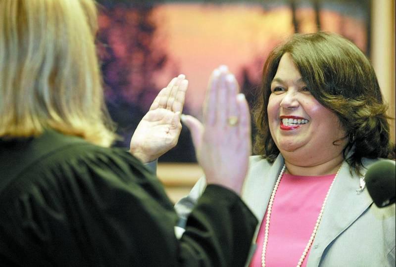 Supervisor Santiago Gets Down To Work   Tahoedailytribune Pertaining To El Dorado Court Calendar
