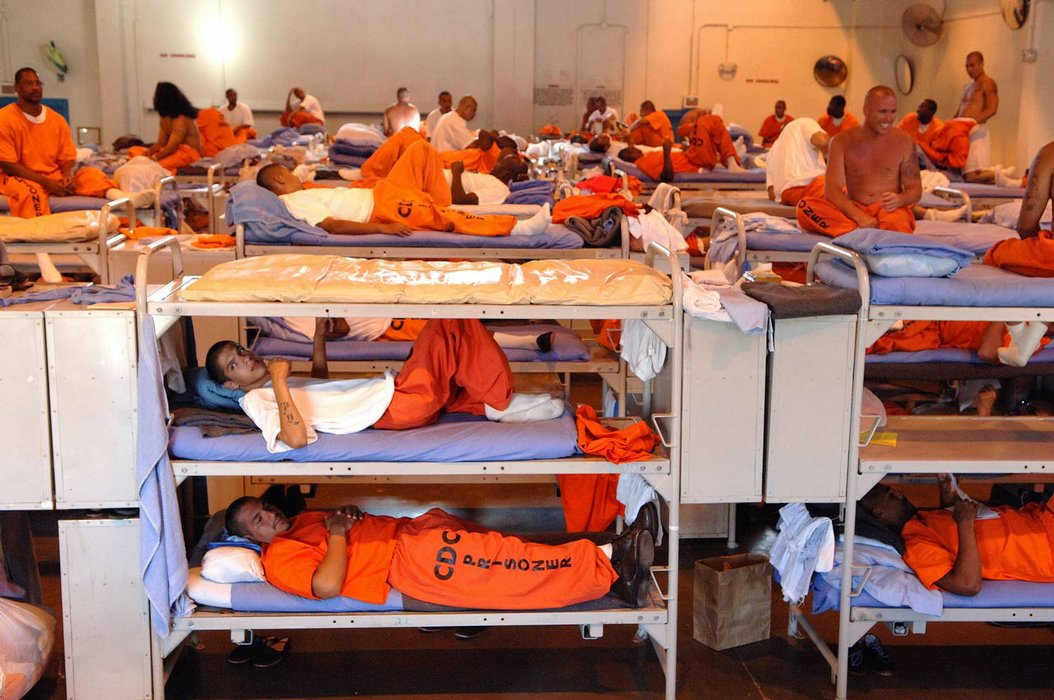 Supreme Court Oks Early Release Plan For Calif. Inmates | Kpbs With Court Calendar San Diego