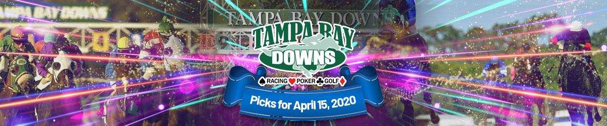 Tampa Bay Downs Picks 4/15 – Free Horse Racing Betting With Tampa Bay Downs Racing Calendar