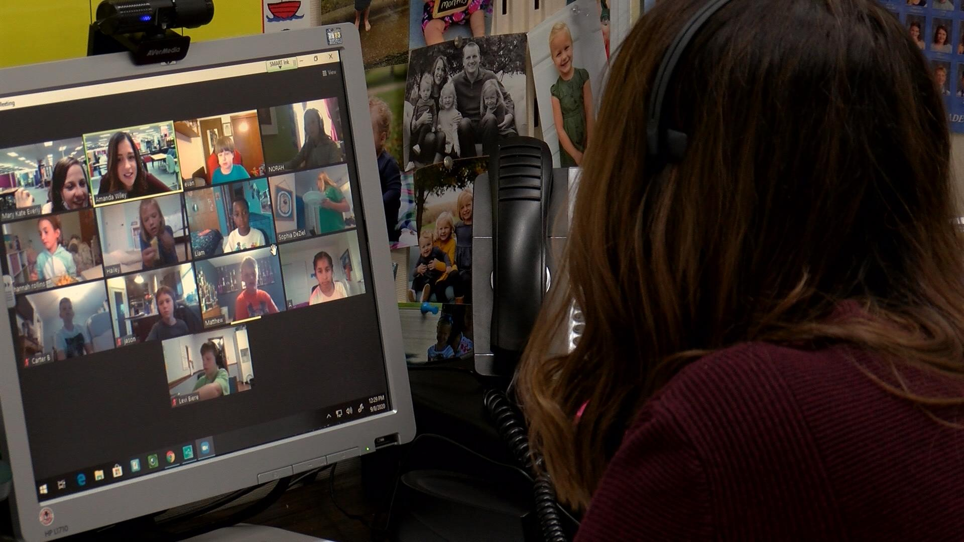 Teachers Begin Virtual Learning With New Ways To Support Inside Sun Prairie School District Calendar