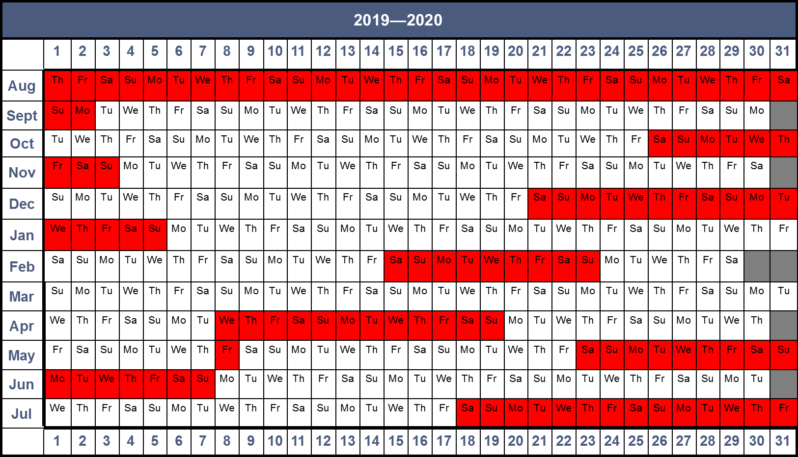 Term Dates – Holy Name Catholic Primary School Regarding University Of Northern Colorado Academic Calendar 2020 Fall