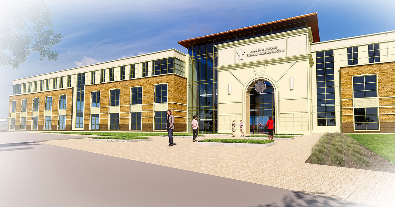 Texas Tech Gets Go Ahead For New Veterinary School - Today With Regard To Texas Tech School Calendar For 2021  2020