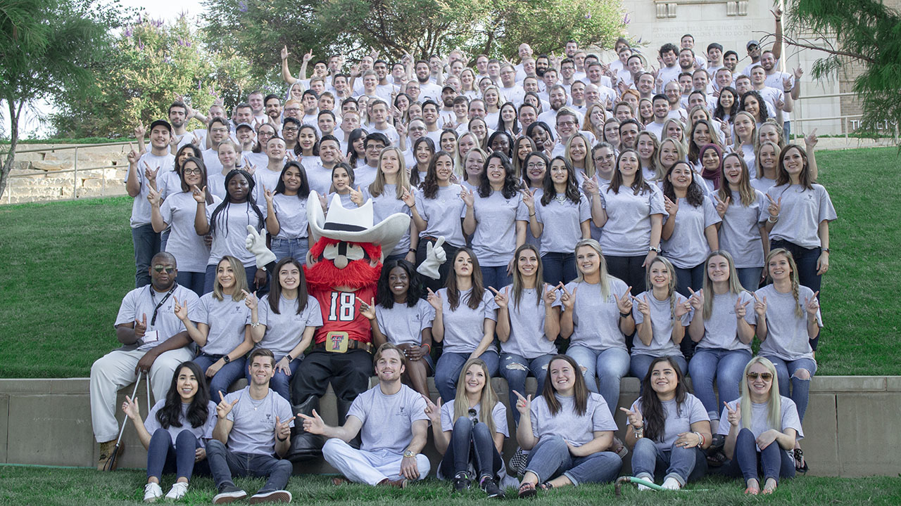 Texas Tech Law Welcomes 151 New Students | The Sidebar pertaining to Texas Tech School Calendar For 2021 -2020