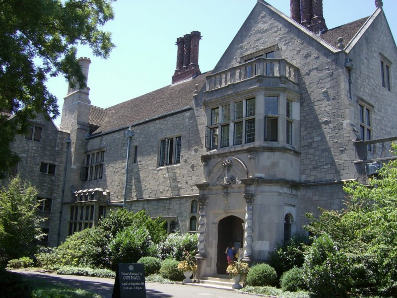 The Great Escape: Visit A Gold Coast Mansion In Oyster Bay For Town Of Oyster Bay Calendar