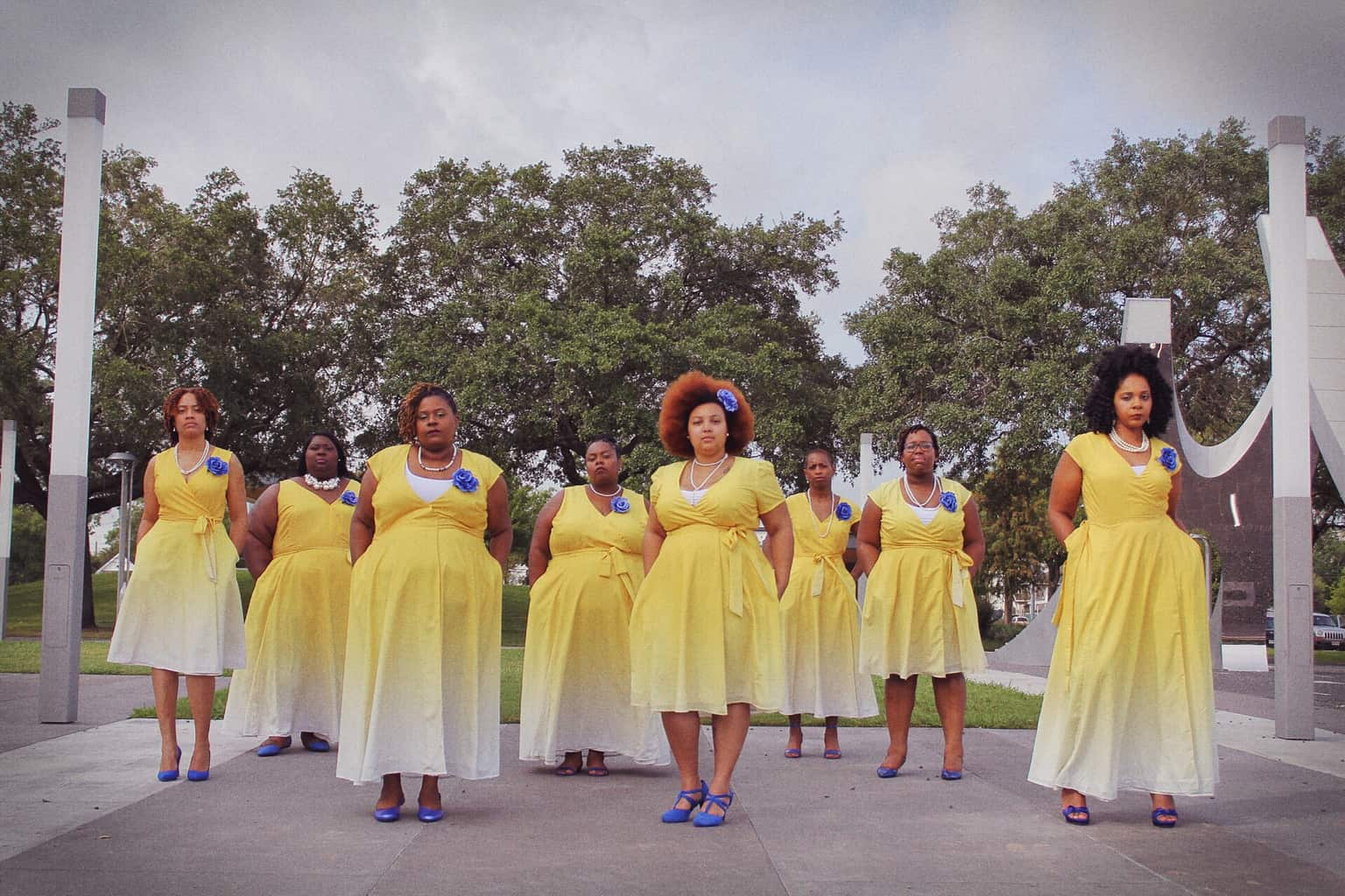 These Alumnae Sigma Gamma Rho Sorors In Houston Are Doing Regarding Spring Break Sam Houston State University