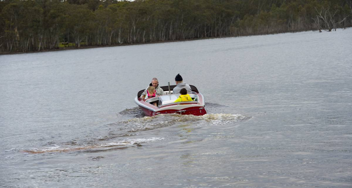 Think Lake Eppalock Looks After Itself? Think Again Inside Out Of Office Vs Busy Outlook