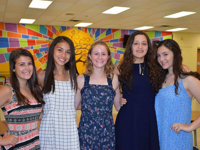 Three Village 9Th Graders Move Up To High School | Three With Regard To Miller Place School District Calendar