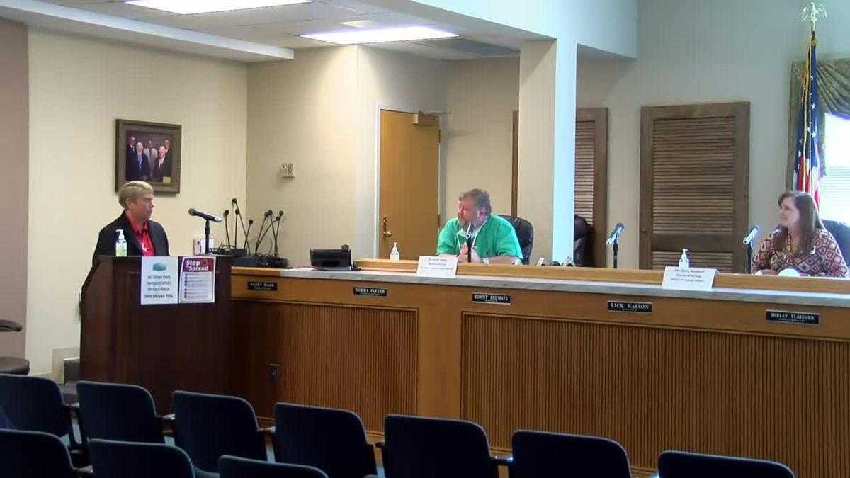 Thursday'S Marshall County Covid 19 Update Inside Marshall County Ten School Calendar