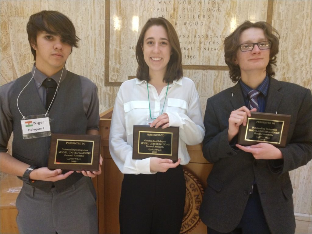 Tmp Wins Best Delegation At Model Un - The Masters Program With Regard To When Is Spring Break Santa Fe Nm Public Schools
