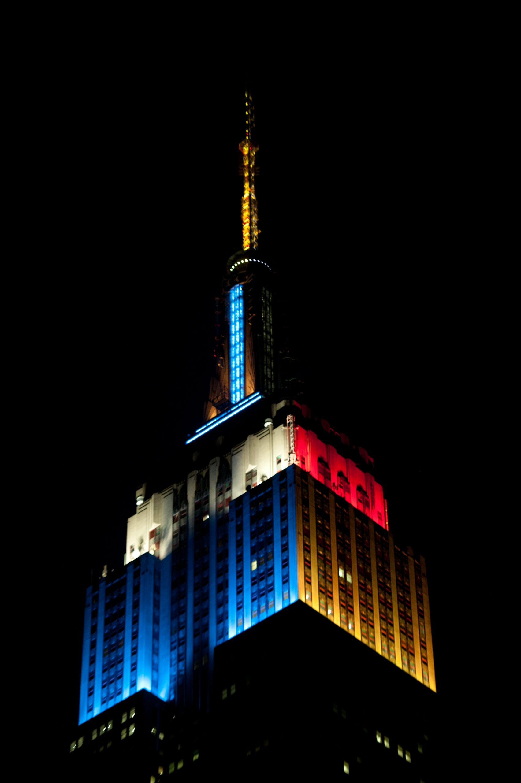 Tower Lighting 2014-07-12 00:00:00 | Empire State Building in Empire State Building Lights Schedule