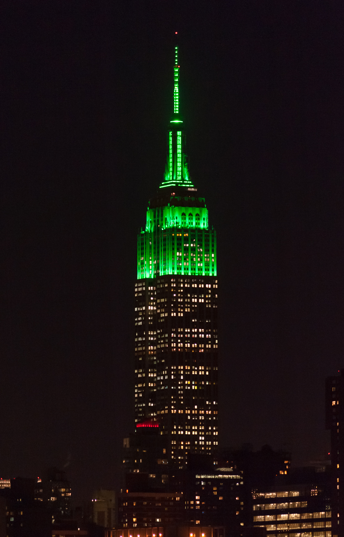 Tower Lighting 2017 06 26 00:00:00 | Empire State Building For Empire State Building Lights Schedule