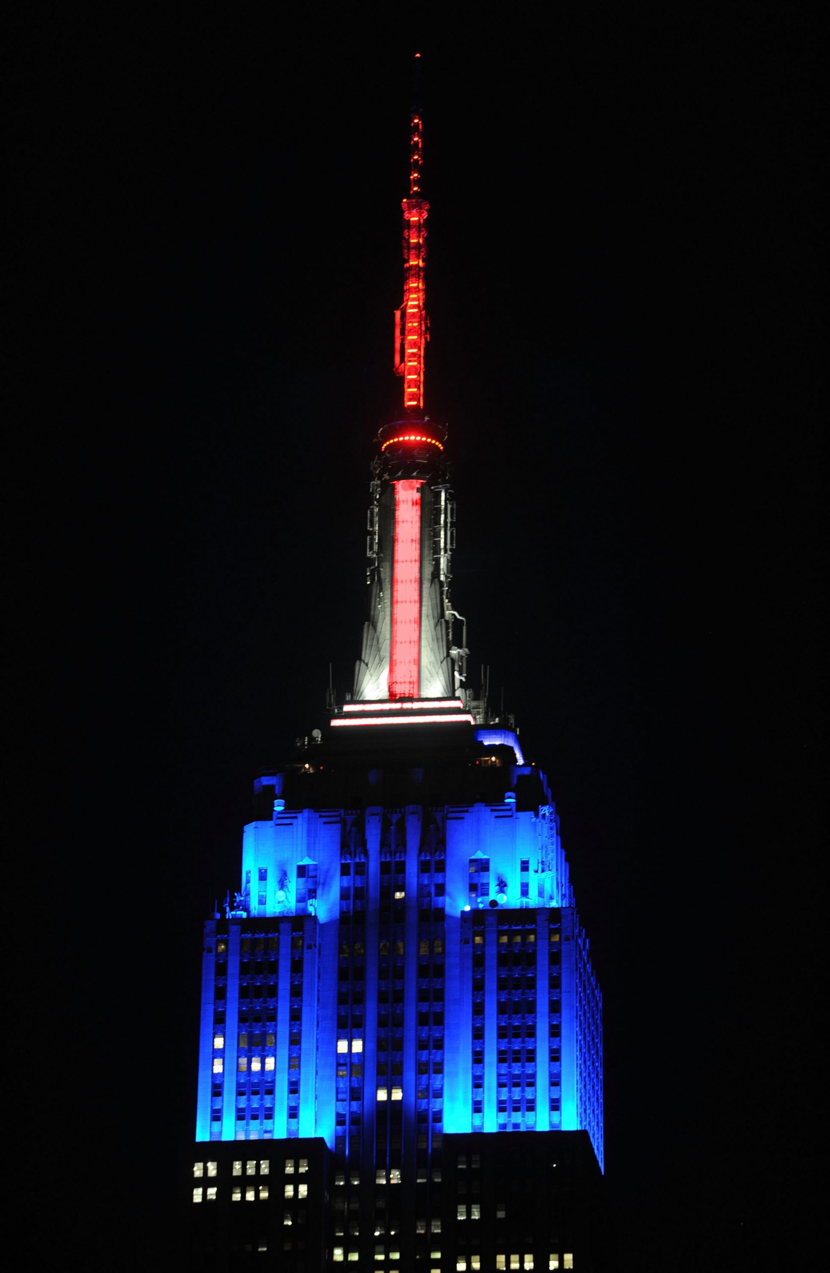 Tower Lighting 2018 06 11 00:00:00 | Empire State Building Within Empire State Building Lights Schedule