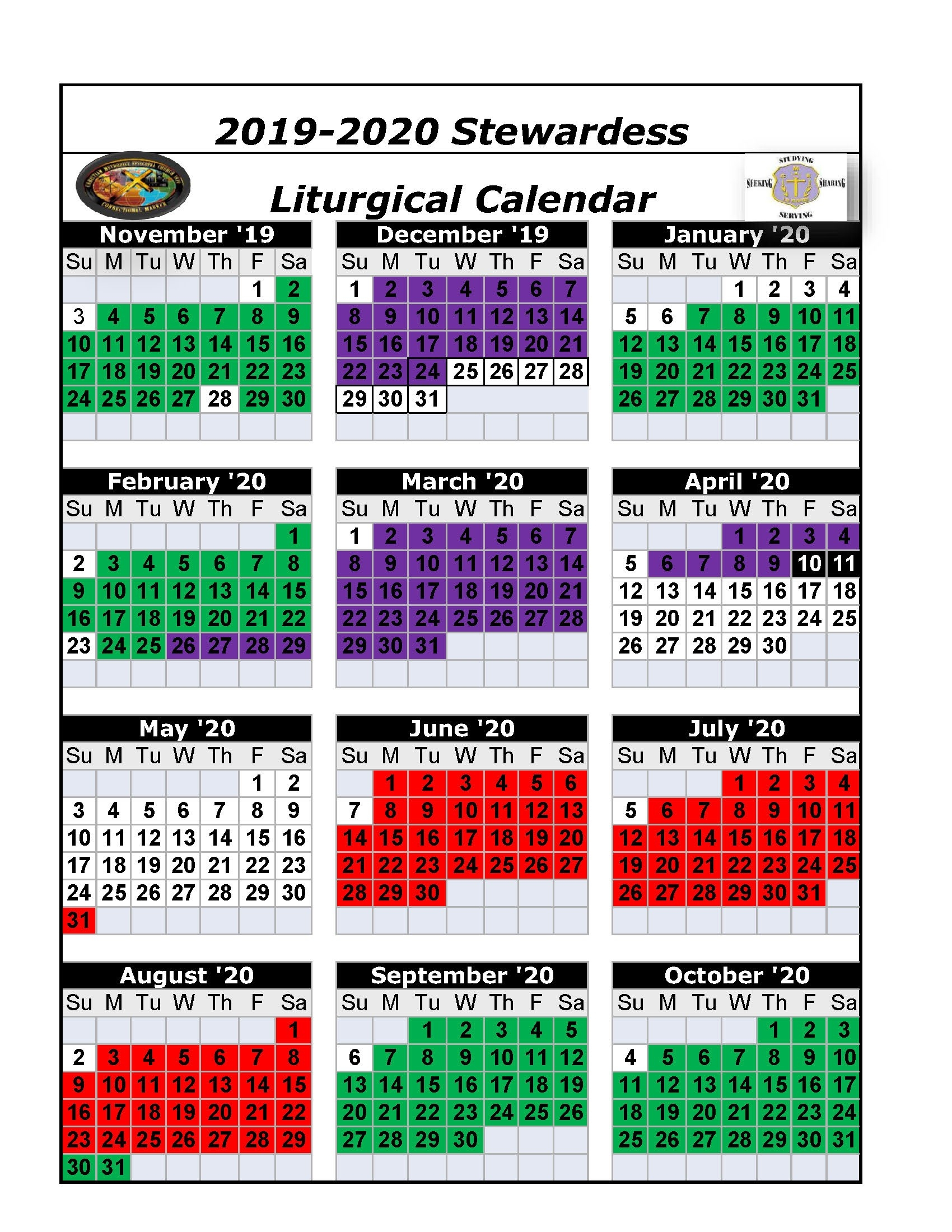 United Methodist Liturgy 2020 – Template Calendar Design Inside Liturgy Of The Hours 2021 Printable