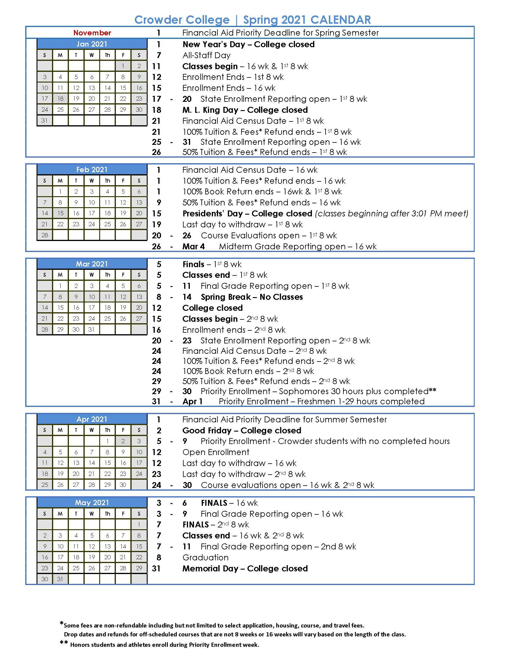University Of Arkansas 2021 Calendar | Printable March Inside University Of Phoenix 2021 Calendar