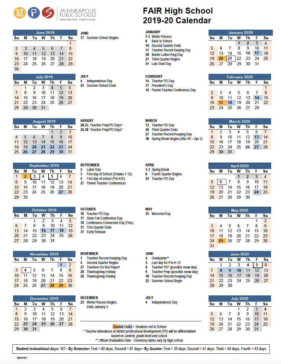 University Of Minnesota2020 2021 Academic Calendar In University Of Phoenix 2021 Calendar
