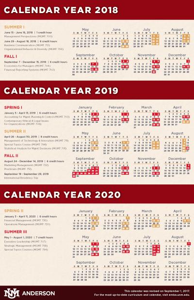 Unm Academic Calendar Fall 2020 Throughout Delaware State U Fall Semester Start Date