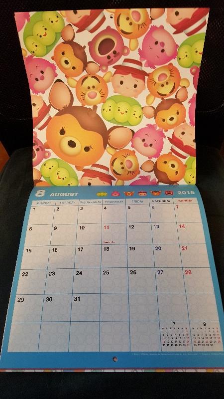 Update: Omg!!! A Tsum Tsum Calendar! A Year With Animal With Regard To Animal Crossing New Leaf Calendar
