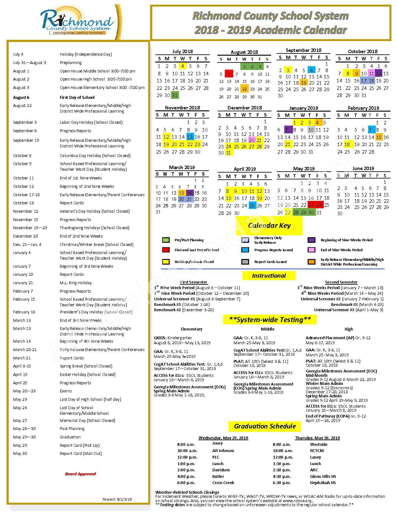 Uri Academic Calendar 2021 | Printable Calendar 2020 2021 In College Of Staten Island Calendar 2021