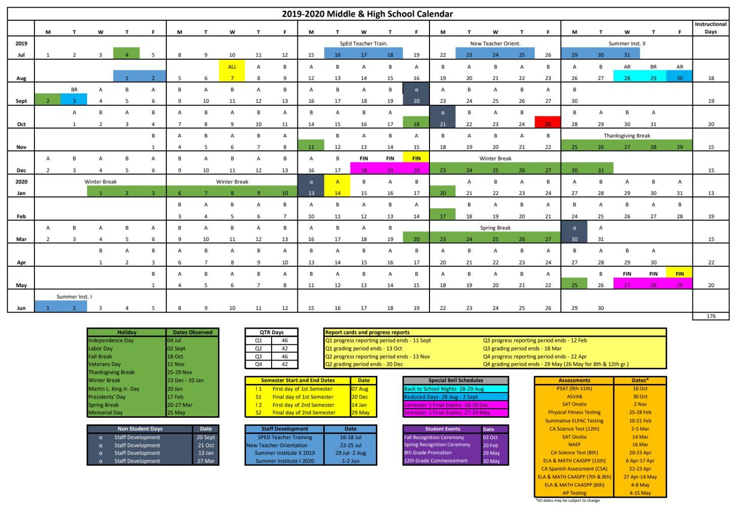Victorville School District Calendar | Printable Calendar With Regard To Durham Public Schools Calendar 2021 2020