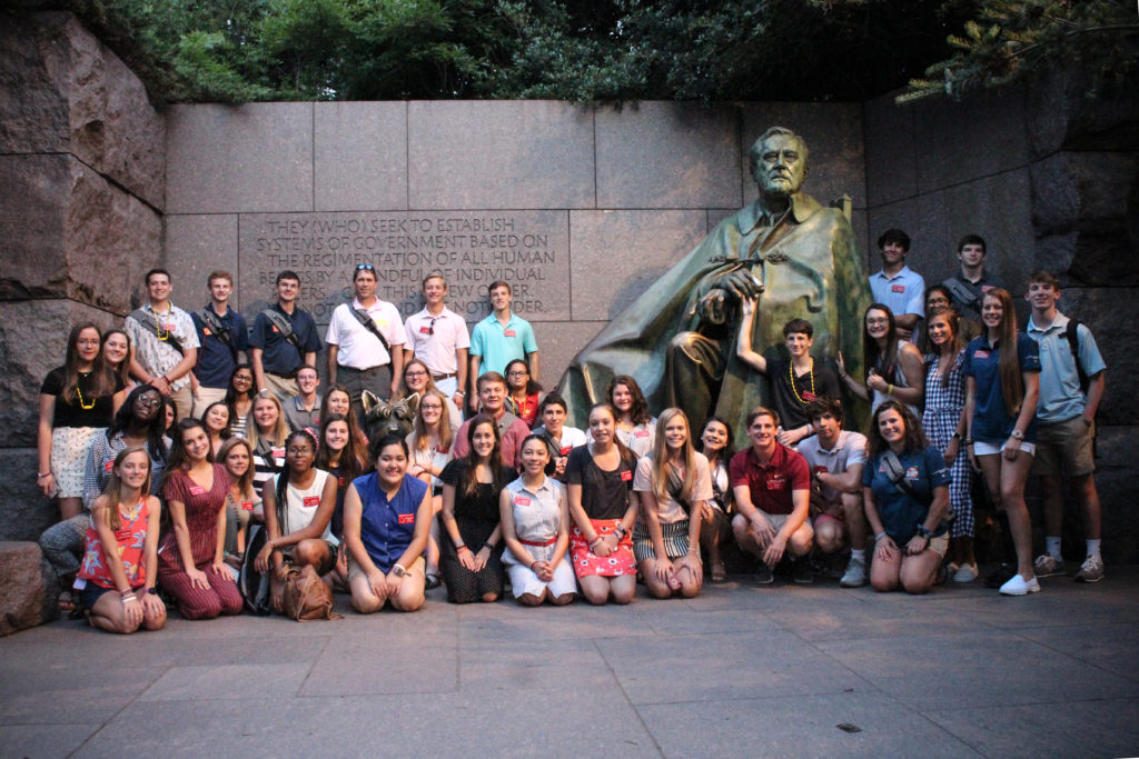 Washington Youth Tour Is The Trip Of A Lifetime | Emc With Regard To Fayette Co Ga School Holidays