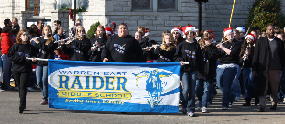 Wcps Groups Turn Out For Christmas Parade – Warren Central Regarding Bowling Green City Schools Calendar 2021