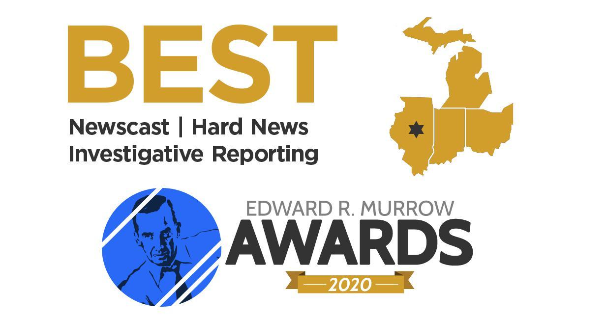 Wglt Earns 3 Regional Murrow Awards For Reporting With Edward R Murrow Calendar