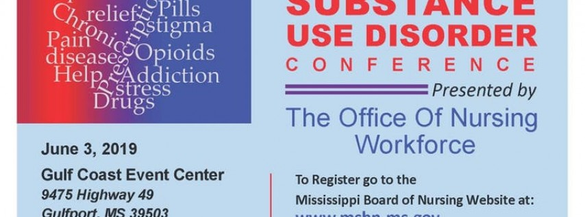 2019 Substance Use Disorder Conference Gulfport Pertaining To Events 2021 Jackson Ms