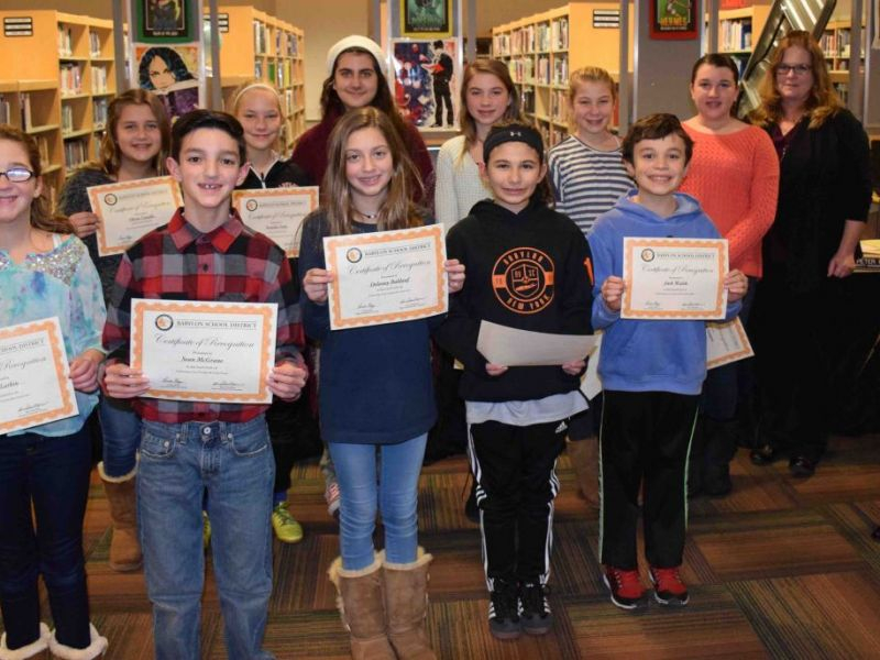 Babylon Board Of Education Recognizes Student Musicians Pertaining To North Babylon High School Calender