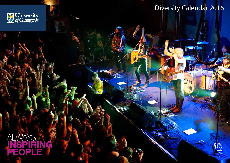 Bespoke Calendar - Diversiton Pertaining To University Of Glasgow Academic Calendar