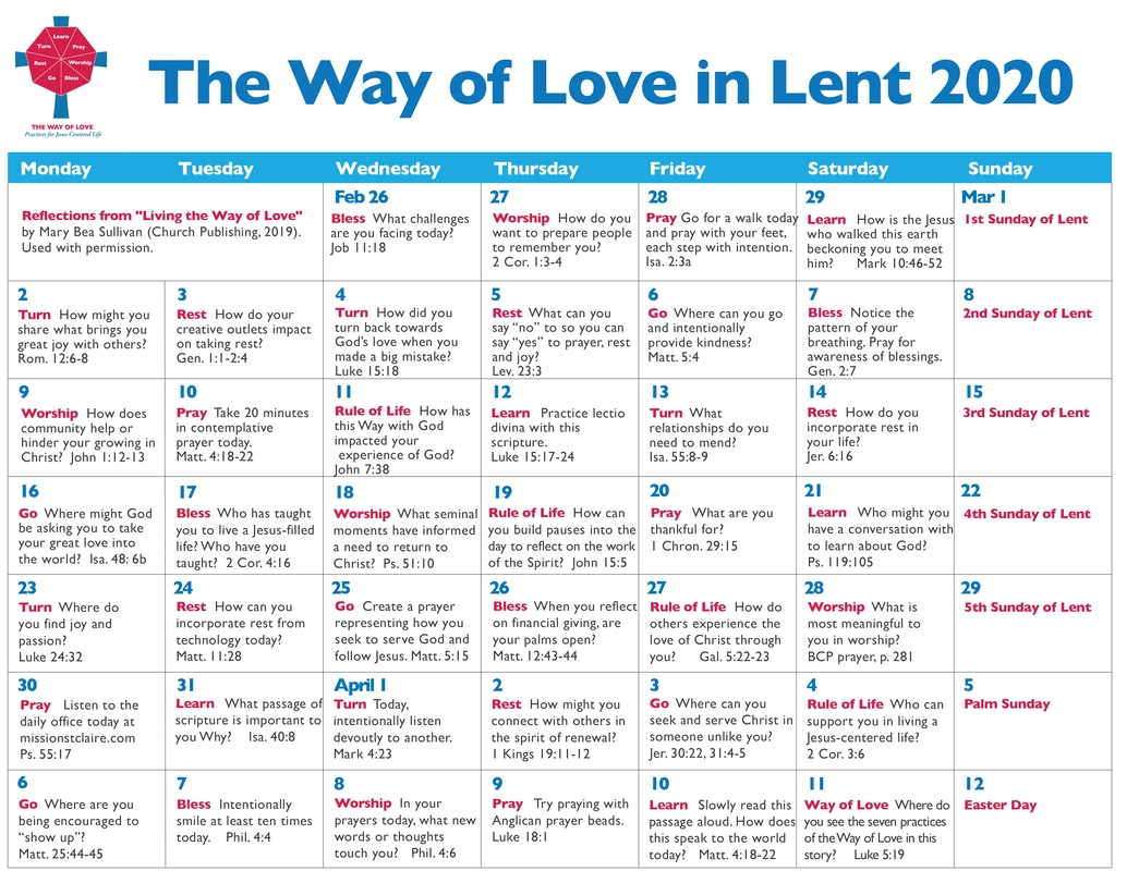 Catholic Calendar Of Lent In 2020 - Template Calendar Design In Free Catholic 2020 Saints Calendar
