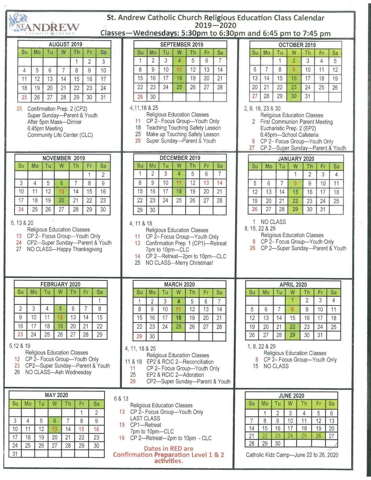 Catholic Liturgy Calendar 2020   Calendar For Planning Intended For Free Catholic 2020 Saints Calendar