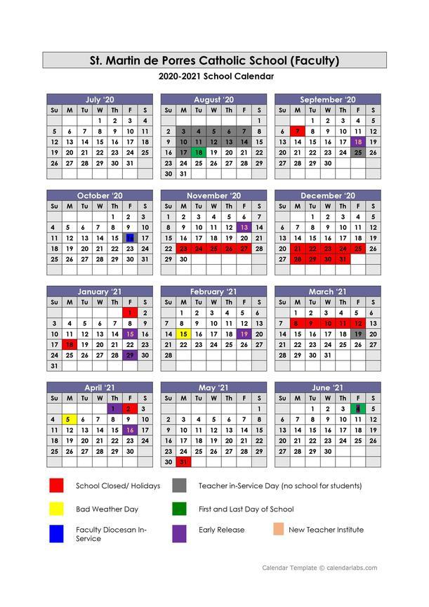 Cfbisd Calendar 2021   Academic Calendar Intended For Academic Calendar For Delaware State