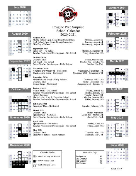 Check Out The 2020 - 2021 School Calendar - News And Within Grand Canyon University Calendar 2021 2020