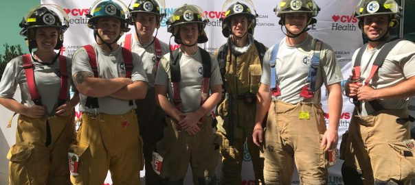 Fire Academy Participates In American Lung Association Throughout St. Petersburg College Calendar