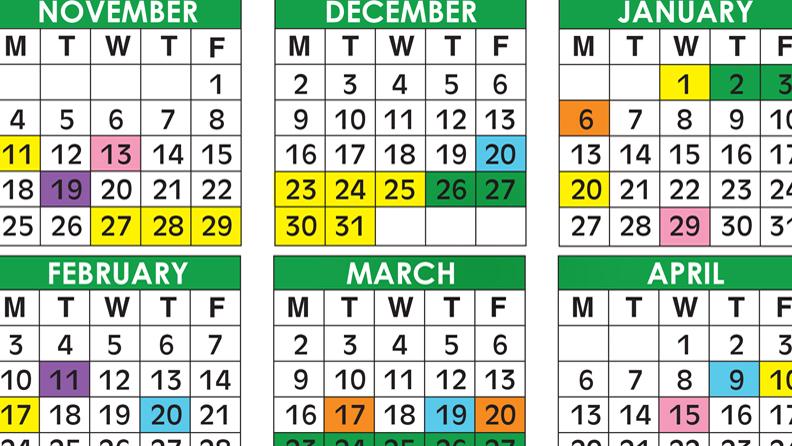 Florida Schools Spring Break 2020 Throughout Public School Spring Vacation Dates San Diego County