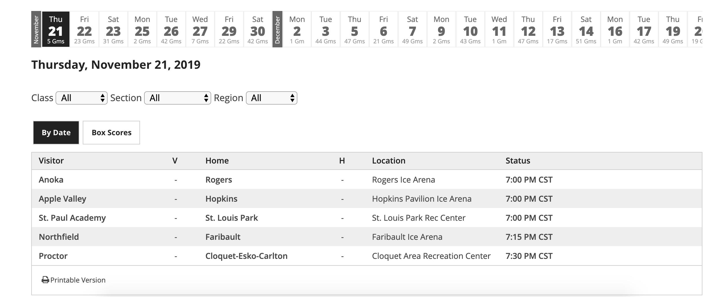 Grand Rapids Public School Calendar | Printable Calendar with regard to University Of Minnesota School Calendar 2021