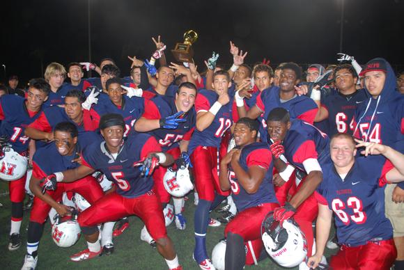 High School Football Returns To Menifee Tonight With Throughout Paloma Valley High School Menifee Holidays