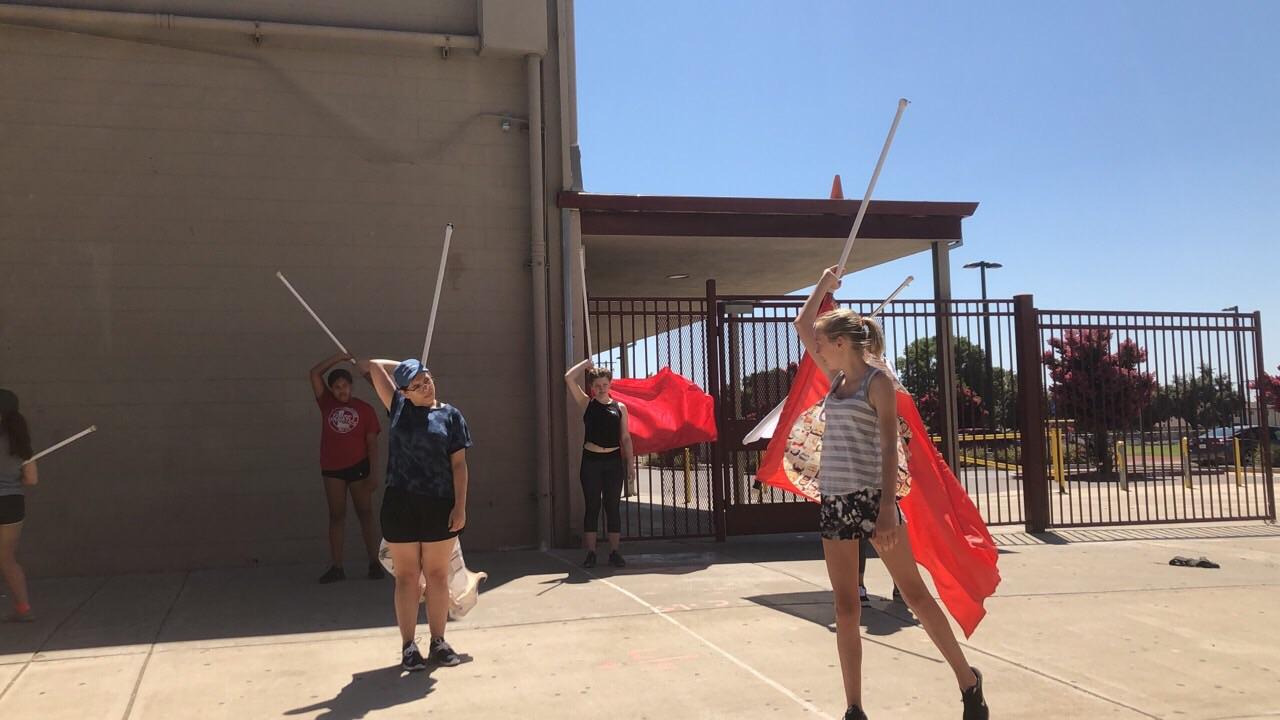Images Of Band Camp 2019 - Lodi High School Instrumental For Del Oro High School Calendar 2020