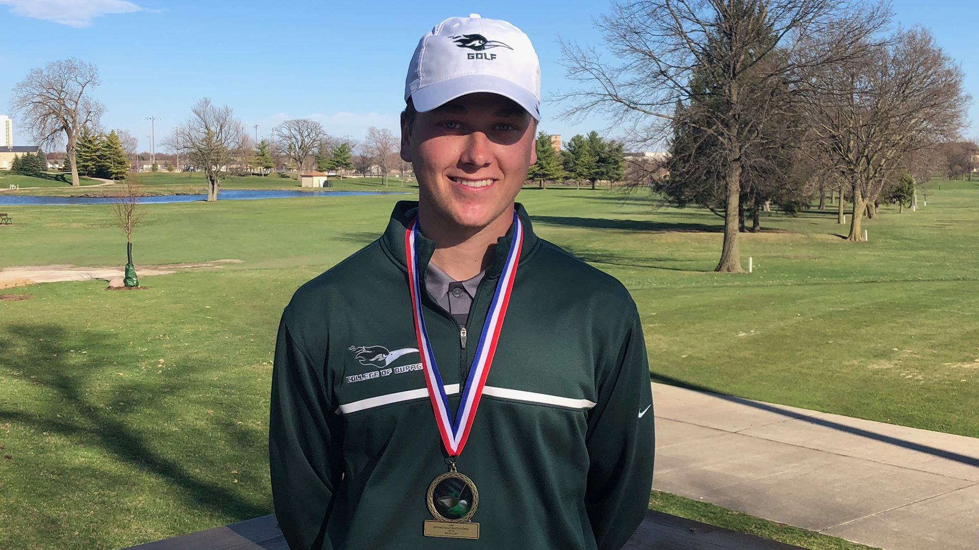 Jack Vercautren – Men'S Golf – College Of Dupage Inside College Of Dupage Fall 19