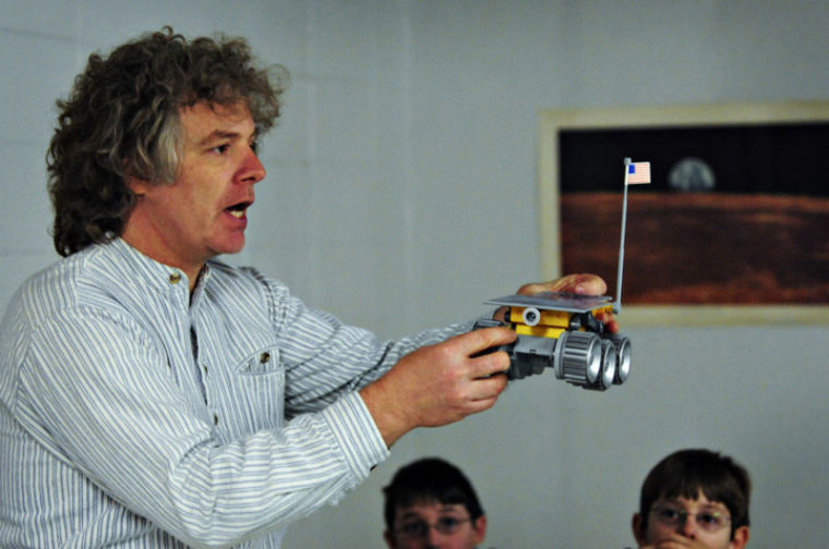 Local Show Gives View Of Mars | News | Bgdailynews Pertaining To Warren County Ky Spring Break