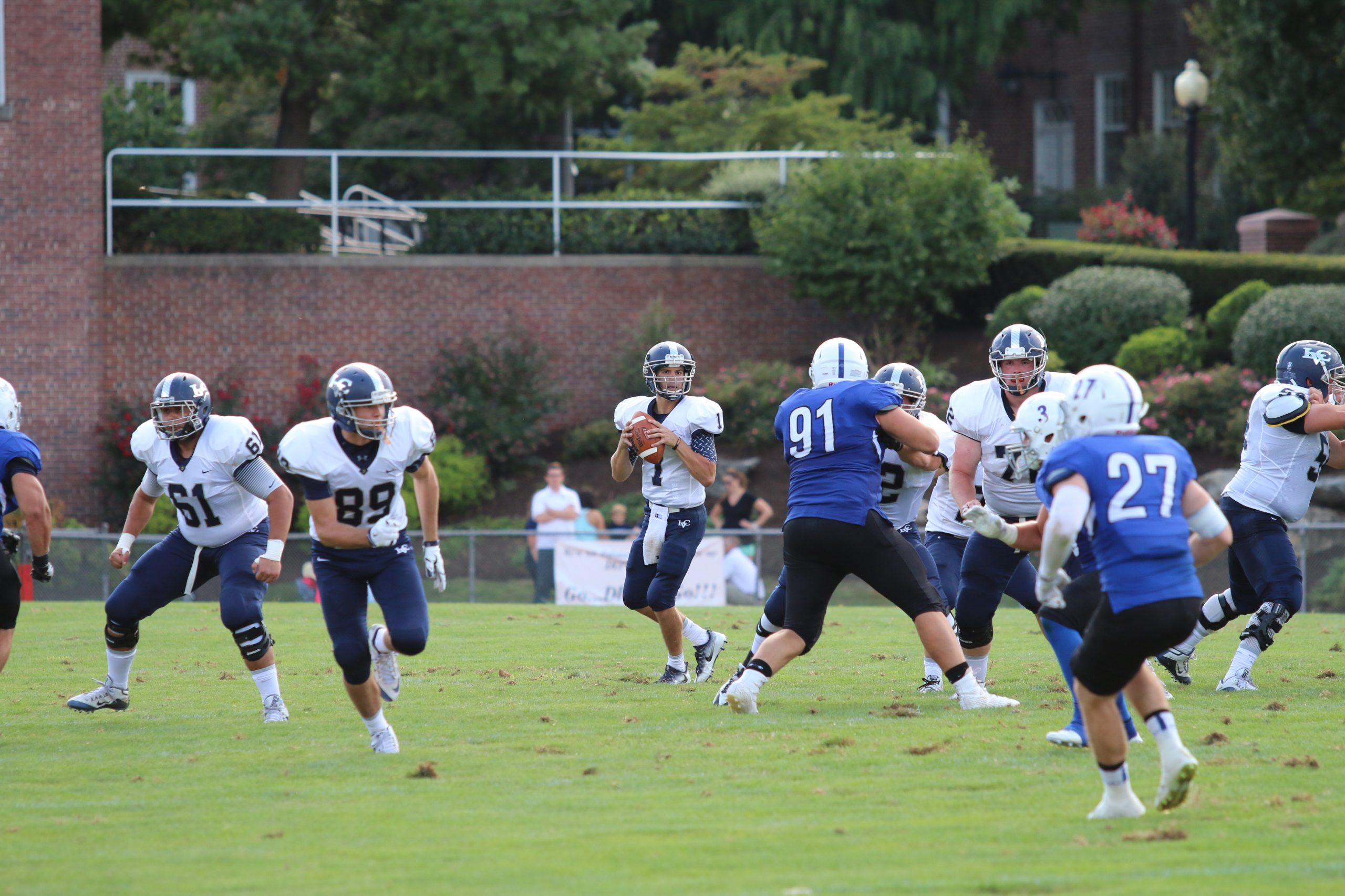 Lvc Football Vs. Franklin & Marshall College   Sep 2, 2017 Within Franklin And Marshall Academic Schedule